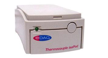 EPU358 RTD/サーミスタ USB isoPod