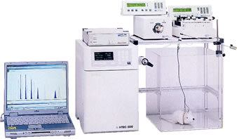 マイクロダイアリシス分析システム